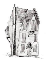 Housestober 31. The shrieking shack