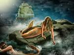 Two Mermaid