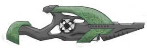 Iriktu Sniper by Sciocont