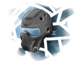 Helmet 1 by Sciocont