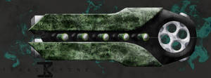 Mircrowave Assault Rifle by Sciocont