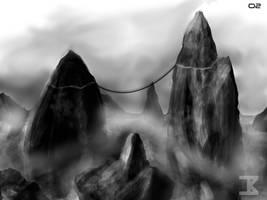 Landscape 02 by Sciocont