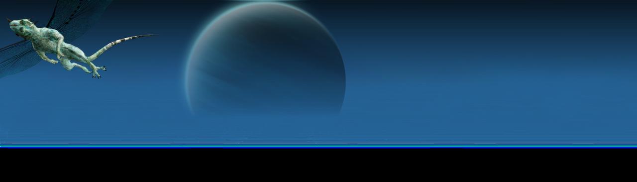 New background