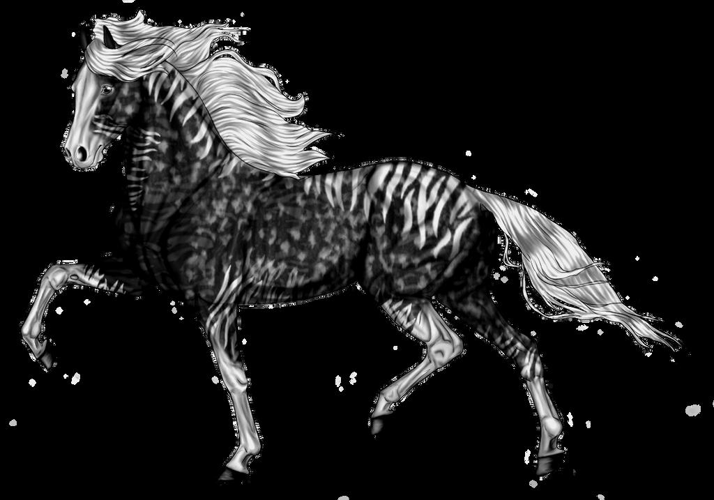 Grey fantasy horse by morsehorses on deviantart grey fantasy horse by morsehorses voltagebd Images