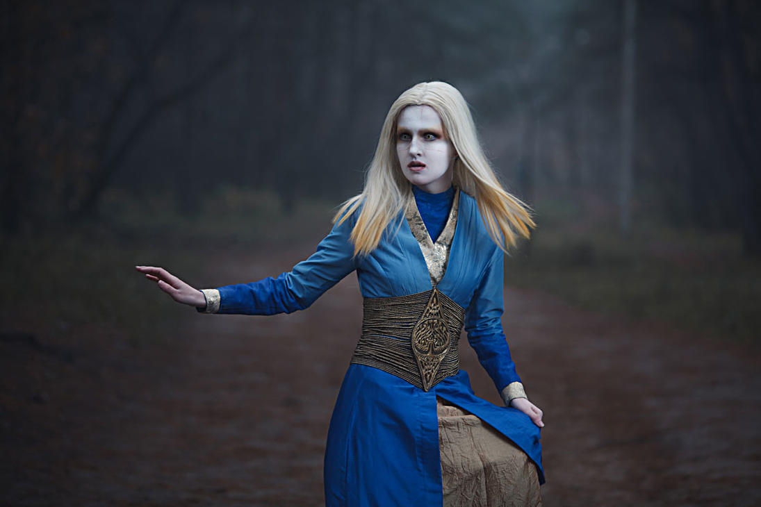 Princess Nuala by Hidory
