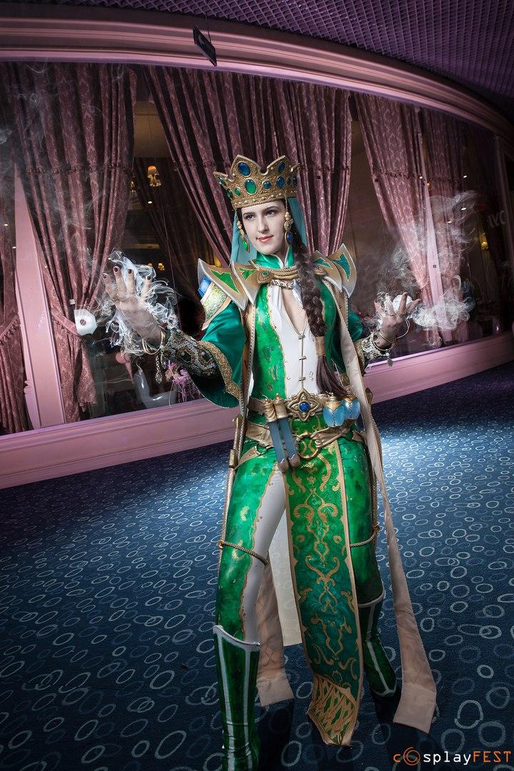 Vasilisa the Wise - Princess-Frog by Hidory