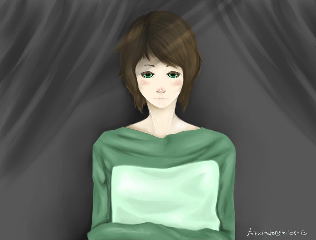 I am sleepy by Erkki-storyteller-13