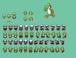 pokemon trainer yoshi sheet by yoshi888