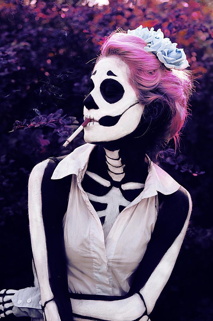 Dating a skeleton girl