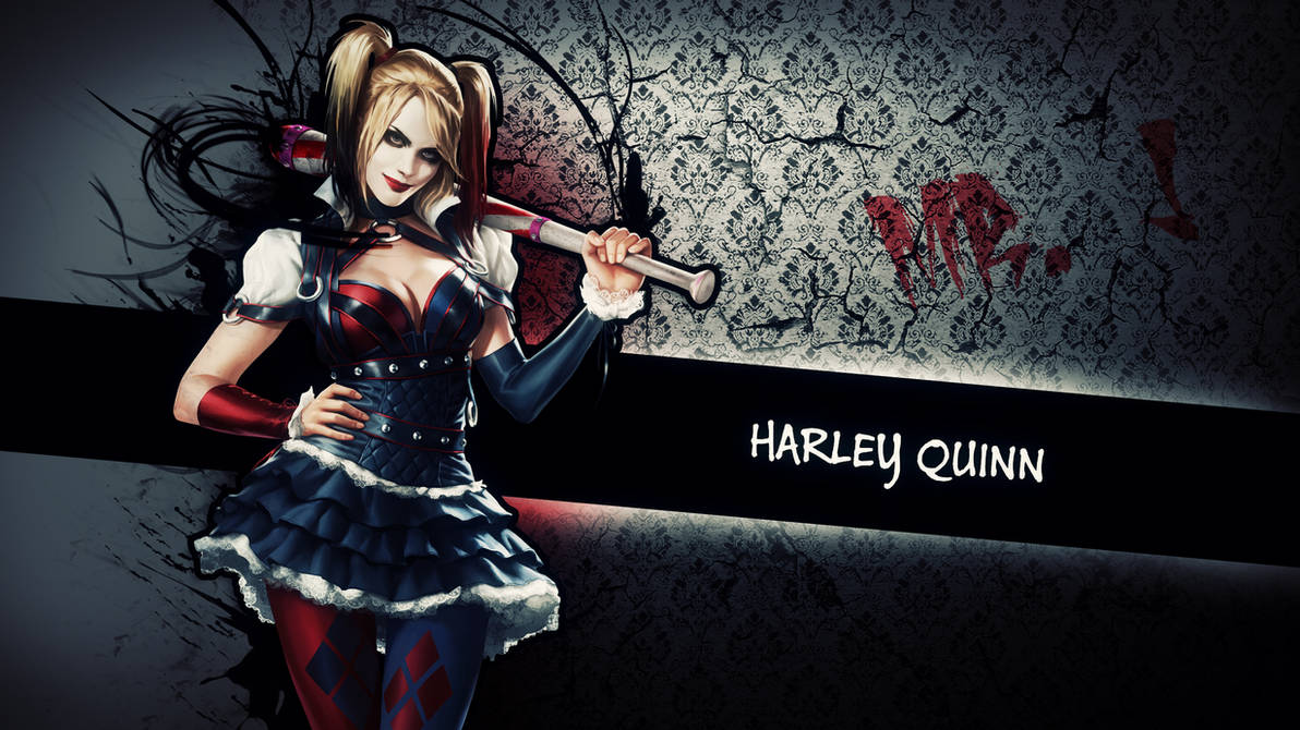 Harley Quinn - Fanmade wallpaper by CryADsisAM ...