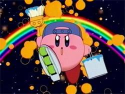 Paint Kirby by poyquinn