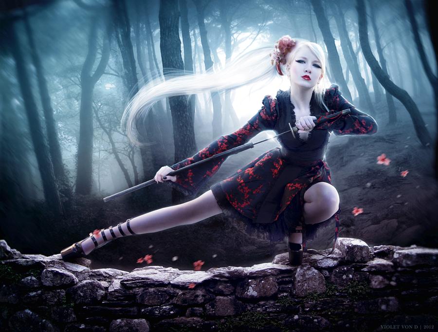 Sakura-i by IrinaFoxx