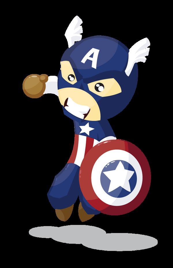 Captain America by KCV7129
