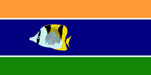 Flag of Lakshadweep