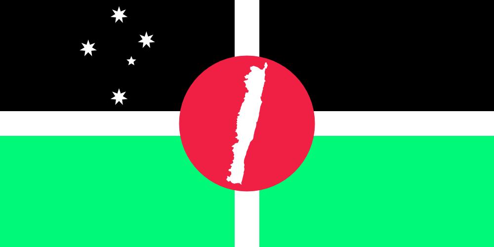 Flag of Macquarie Island by RandomGuy32