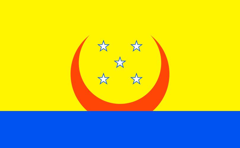 Flag of Serranilla Bank by RandomGuy32