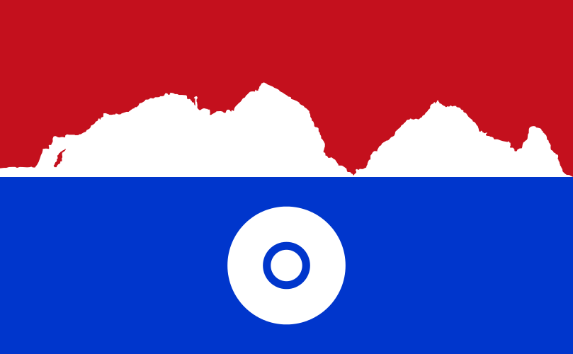 Flag of Liancourt Rocks by RandomGuy32