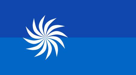 Flag of Isla Conejo