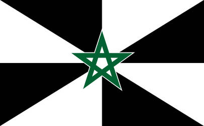Flag of Neutral Zone (Ceuta)