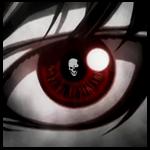 Death Note Eye Avatar by AvatarW0rld