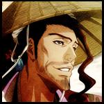 Shunsui Kyoraku by AvatarW0rld