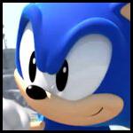 Sonic by AvatarW0rld
