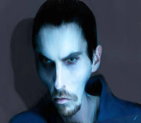 The Machinist - Christian Bale by mdmodeler