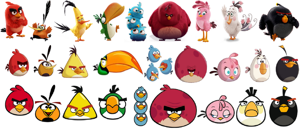 angry birds rainbow evolution by trevlafoe on deviantart angry bird clipart black and white angry bird clipart black and white