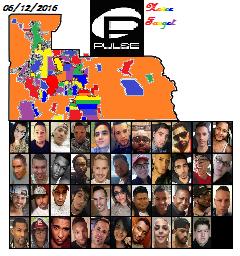 Orlando Pulse Never forget by TrevLafoe