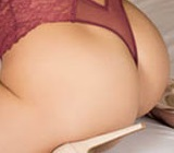Butt of Lacy Valentine by TrevLafoe