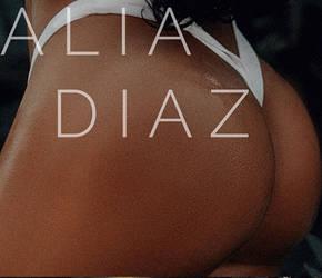 Butt of Natalia Diaz by TrevLafoe