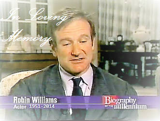 Robin Williams History Tribute by TrevLafoe