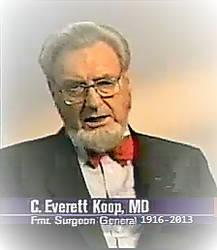 C. Everett Koop by TrevLafoe