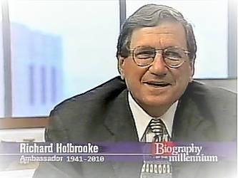 Richard Holbrooke by TrevLafoe