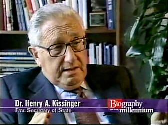 Henry Kissinger by TrevLafoe