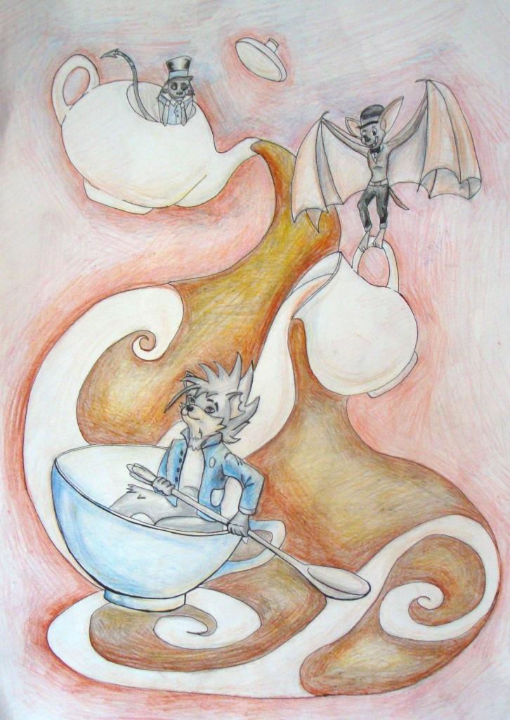 tea_with_the_hedgehog_by_sapsanka-d8pfr3