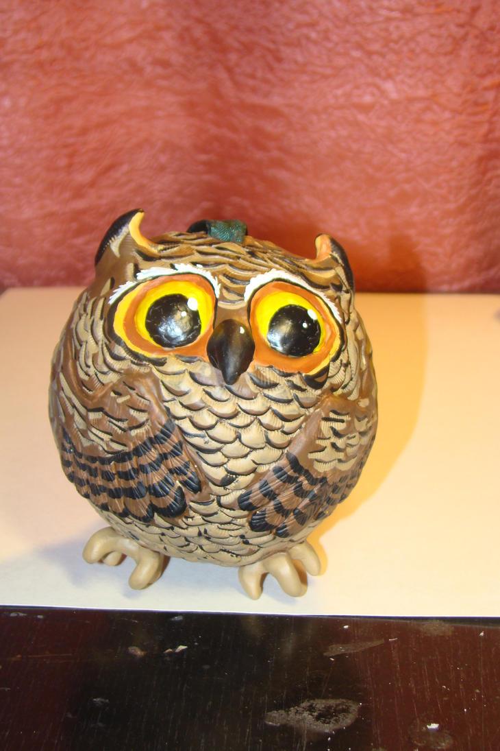 Owl by sapsanka