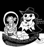 The Bakemon of the Opera by sapsanka