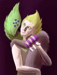 Flayemon and Lucid