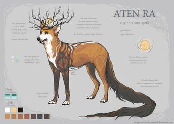 Aten Ra - safe travels by menuli