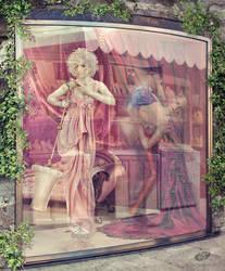 Mannequins. Past and present. by ChudnayaMamba