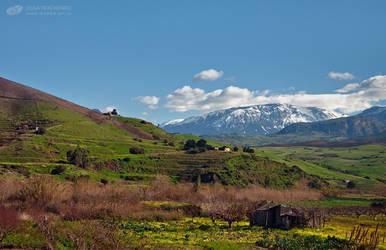 Somewhere in Sicily by ChudnayaMamba