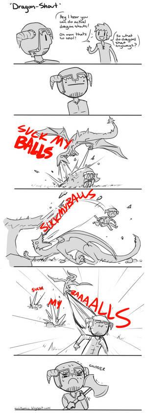 Skyrim: Dragon Shouts