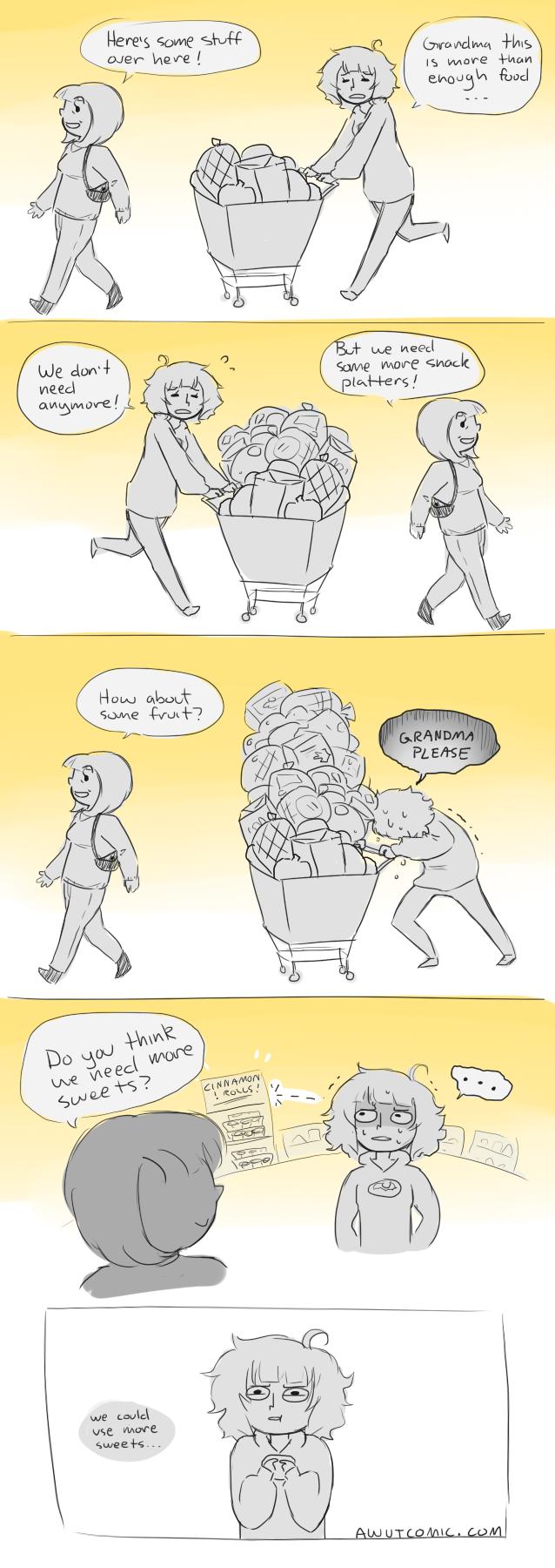 Shoppin! by vSock