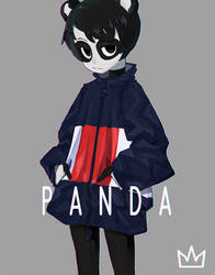 Tower Girls - Panda