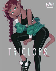 Tower Girls - Triclops