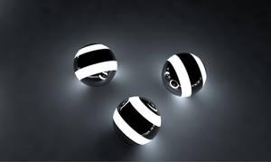 Cinema4D Balls