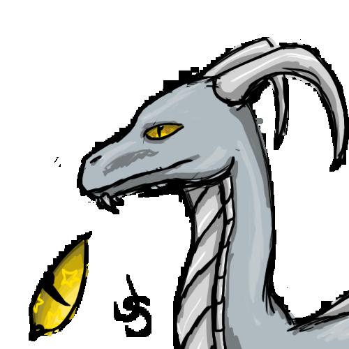 masters drawing of my dragon by zenhayashi