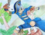 Pirate's Story by NeonKomyo