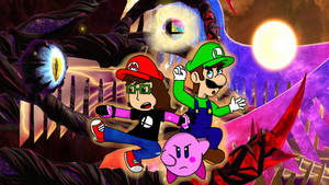 Ultimate Smashers by DahPinkGurl